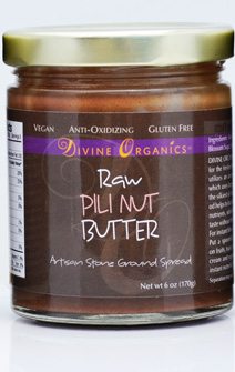 Pili Nut Butter